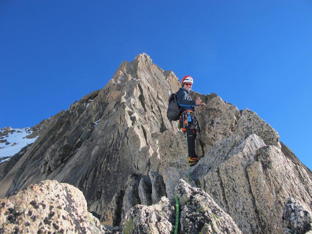 Klettern Furkapass Schweiz © Alex Klampfer Bergführer Vorarlberg