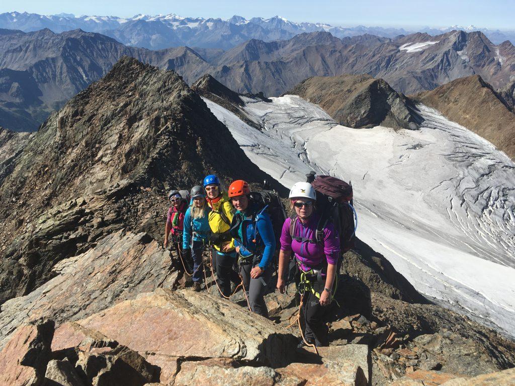 Ötztaler Alpen Venter Runde © Alex Klampfer Bergführer Vorarlberg